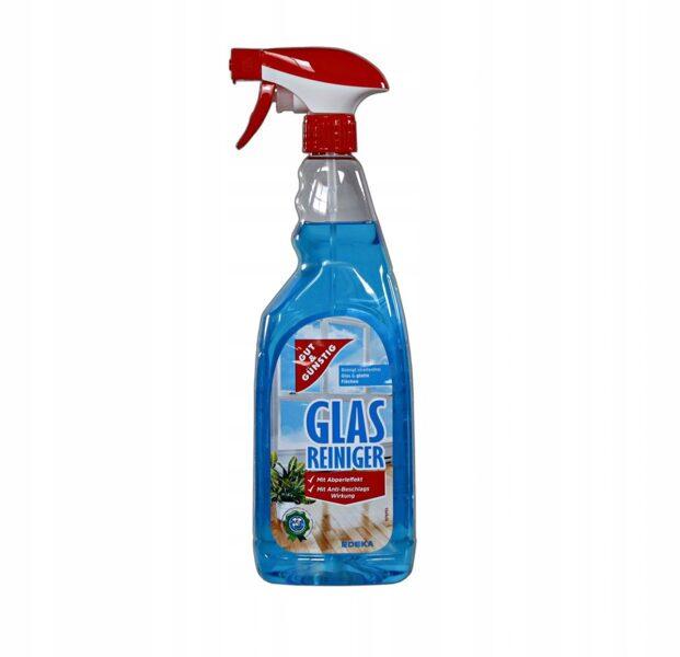 G&G GLASSREINIGER Logu un stiklu tīrīšanas līdzeklis 1000 ml