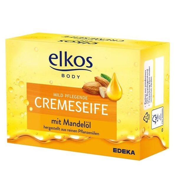 EDEKA ELKOS Krēmziepes ar mandeļu eļļu 150 g