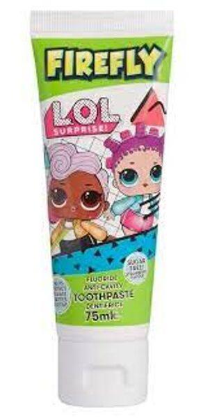 Zobu pasta bērniem 75 ml