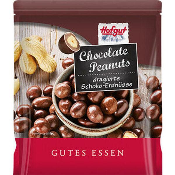 Hofgut Zemesrieksti šokolādes glazūrā 250 g
