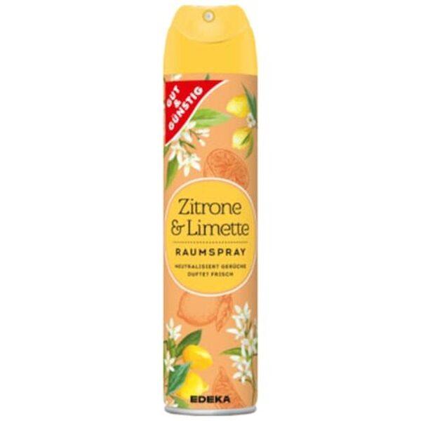 G&G Gaisa atsvaidzinātājs ar citronu un laima aromātu 300 ml