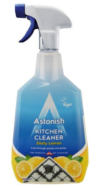 ASTONISH  Līdzeklis virtuves tīrīšanai 750 ml