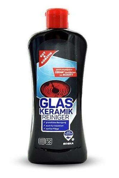 G&G Keramikas un Indukcijas plīts virsmu tīrīšanas līdzeklis 300 ml