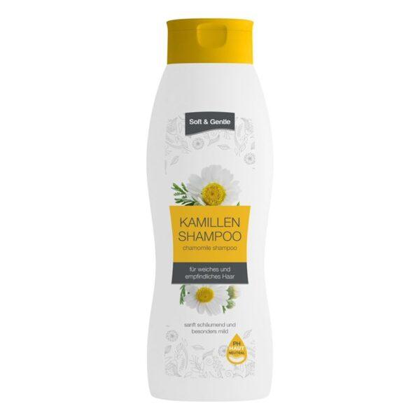SOFT & GENTLE Šampūns ar kumelītēm 1L