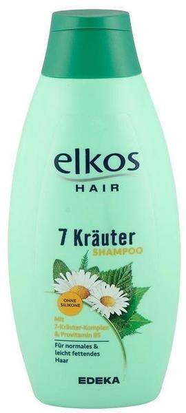 ELKOS 7 KRAUTER Šampūns normāliem un taukainiem matiem 500 ml